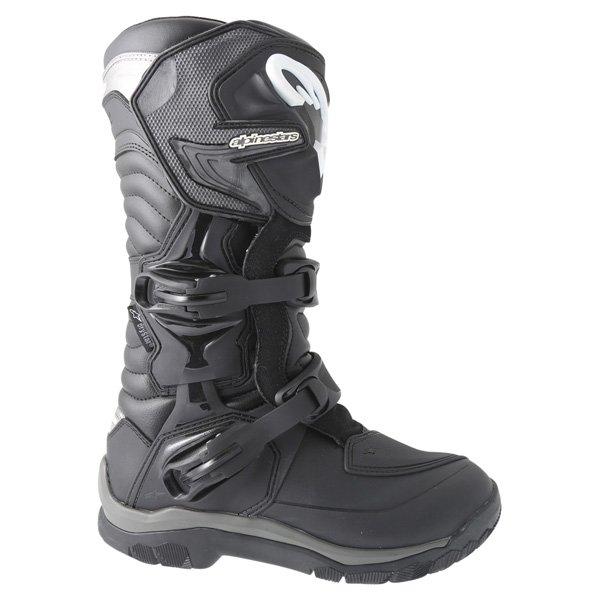 Alpinestars Corozal Drystar Black Adventure Motorcycle Boot Outside leg