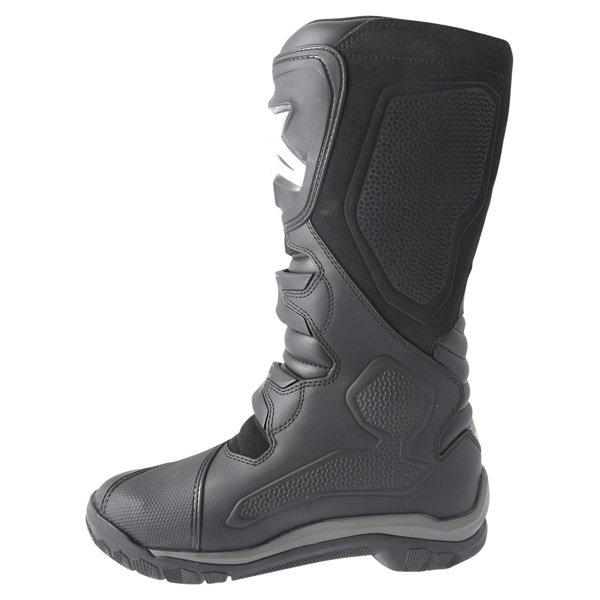 Alpinestars Corozal Drystar Black Adventure Motorcycle Boot Inside leg