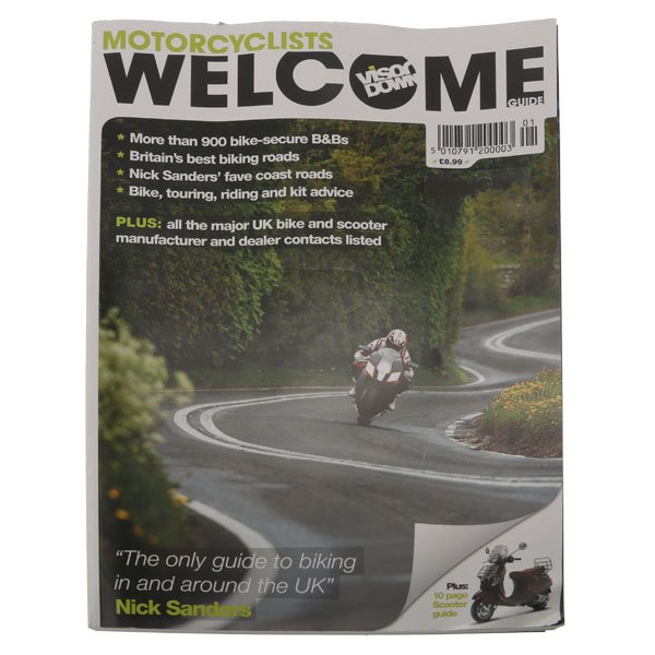 Mcn Motorcycle Welcome Guide Other