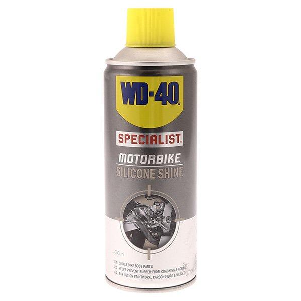 Silicone Shine 400ml Oil & Lubricants