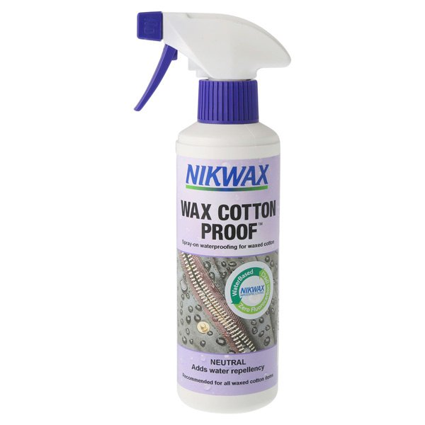 Wax Cotton Proof Clear 300ml Clothing Care Products