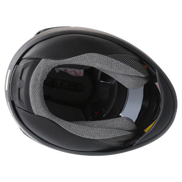 Arai Quantum ST Pro Diamond Black Full Face Motorcycle Helmet Inside