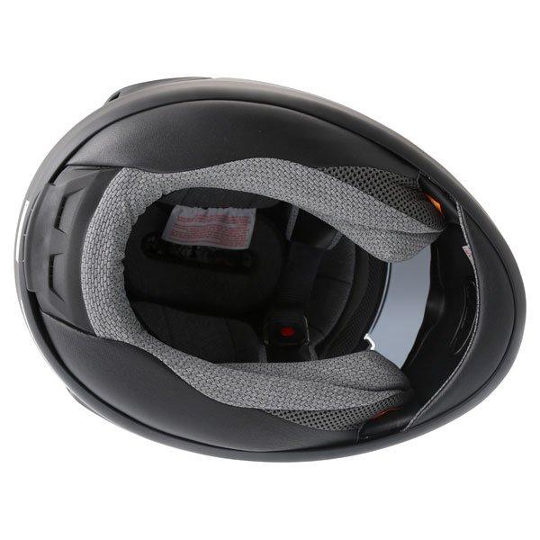 Arai Quantum ST Pro Frost Black Full Face Motorcycle Helmet Inside