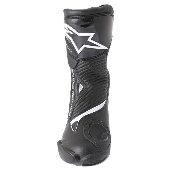 Alpinestars SMX-Plus Goretex Black Waterproof Motorcycle Boots Front