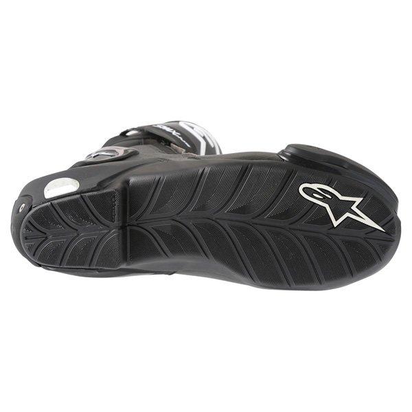 Alpinestars SMX-Plus Goretex Black Waterproof Motorcycle Boots Sole