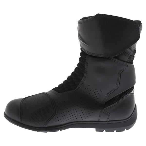 Alpinestars Multiair XCR Goretex Black Waterproof Motorcycle Boots Inside leg