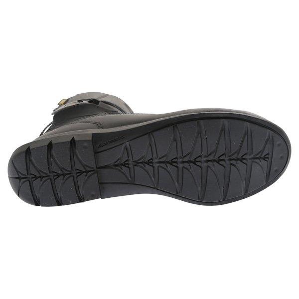 Alpinestars Mono Fuse Goretex Black Waterproof Motorcycle Boots Sole