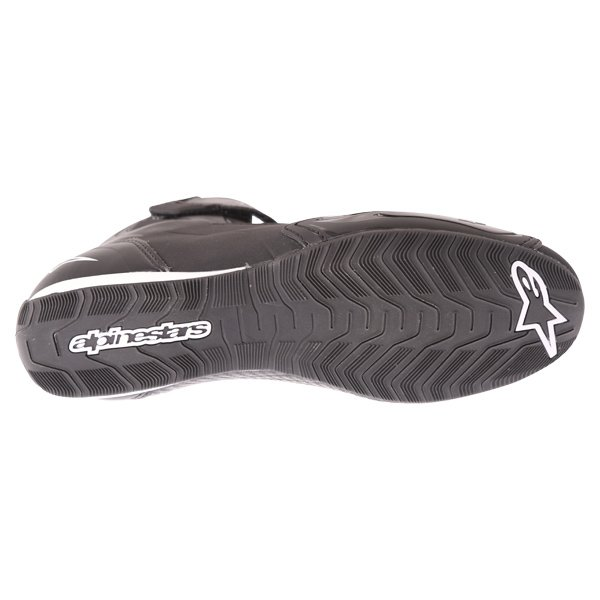 Alpinestars Faster-2 Black Motorcycle Shoes Sole