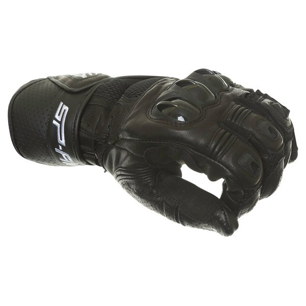 Alpinestars SP Air Black Motorcycle Gloves Knuckle