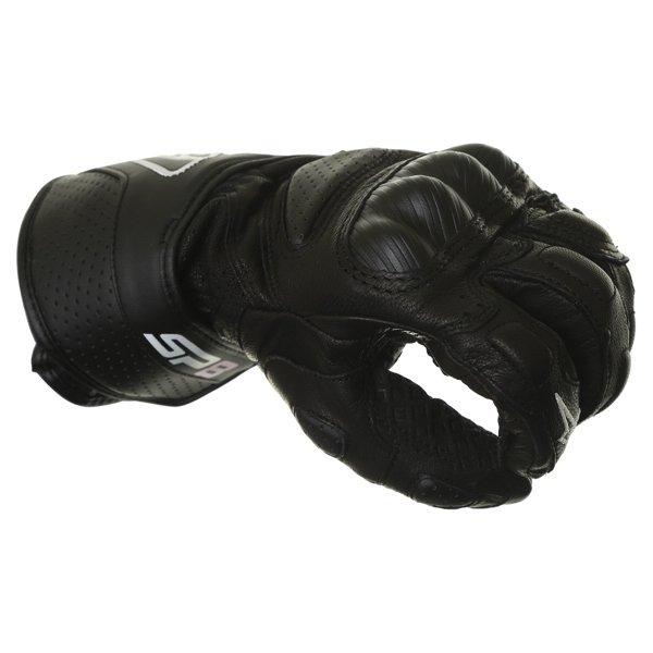 Alpinestars Stella SP-8 Ladies Black Motorcycle Gloves Knuckle