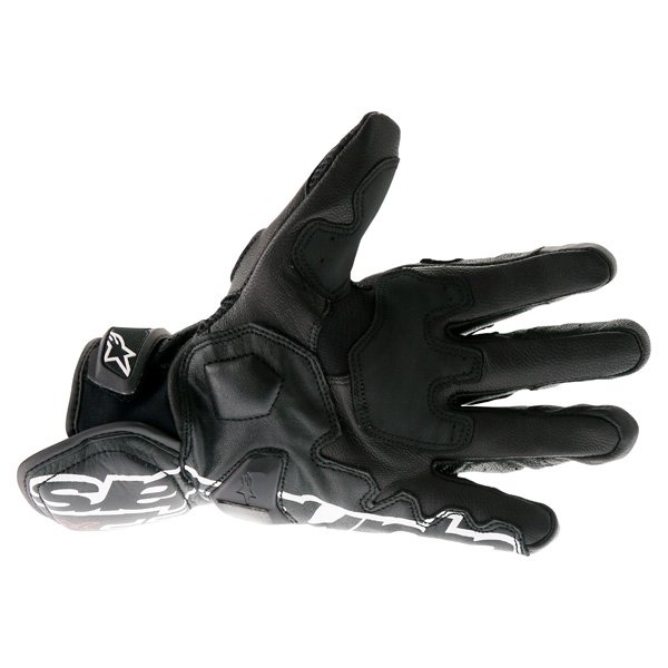 Alpinestars SPX Air Carbon Black Motorcycle Gloves Palm