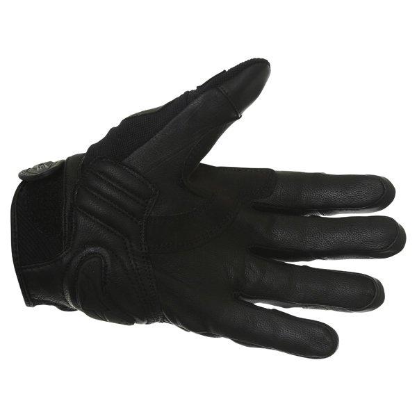 Alpinestars Masai Black Motorcycle Gloves Palm