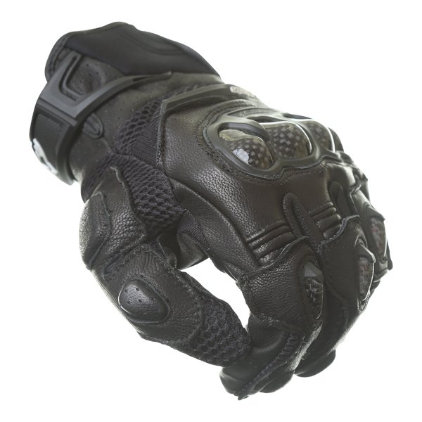 Alpinestars Stella SPX AC Ladies Black Motorcycle Gloves Knuckle