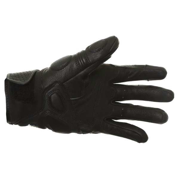 Alpinestars Stella Baika Ladies Black Motorcycle Gloves Palm