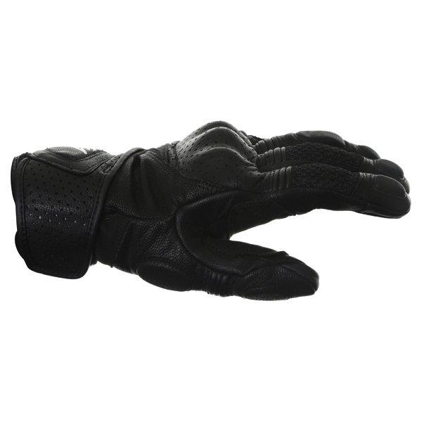 Alpinestars Stella Baika Ladies Black Motorcycle Gloves Thumb side