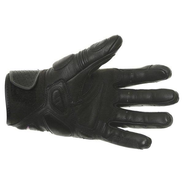 Alpinestars Stella Baika Ladies Black Pink Motorcycle Gloves Palm