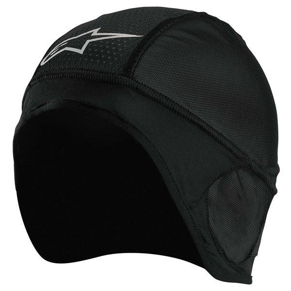 Alpinestars Skull Cap Beanie Black Black
