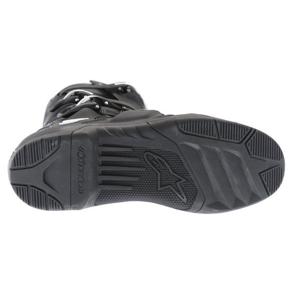 Alpinestars Tech 5 Black Motocross Boots Sole