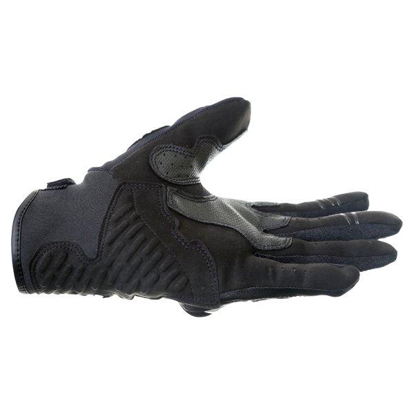 Alpinestars Megawatt Hard Knuckle Black Motocross Gloves Little finger side