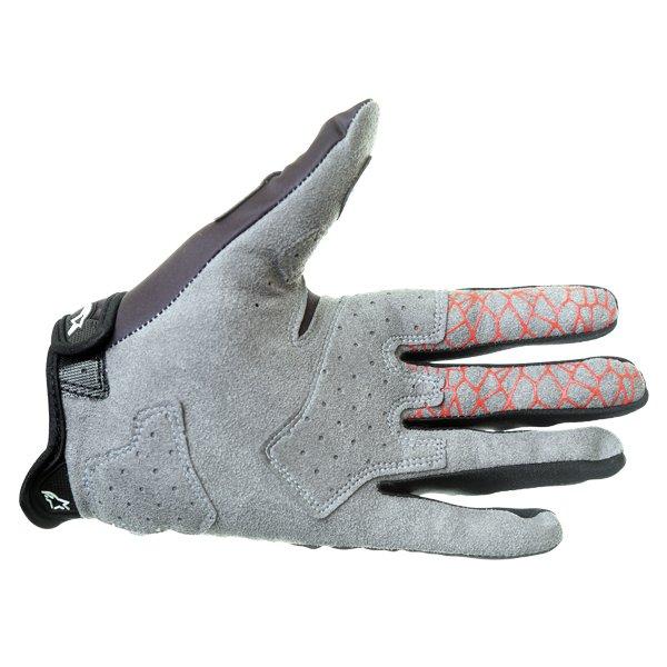 Alpinestars Neo Moto Black Motocross Gloves Palm
