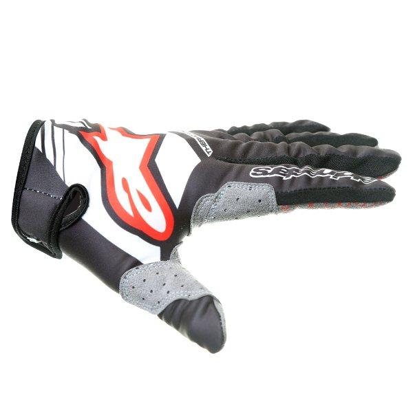 Alpinestars Neo Moto Black Motocross Gloves Thumb side