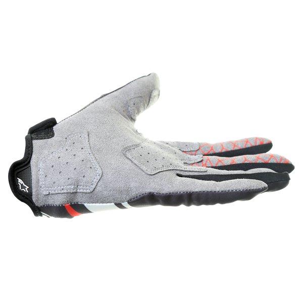 Alpinestars Neo Moto Black Motocross Gloves Little finger side