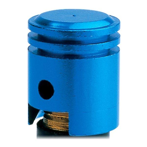 Of882 Piston Valve Caps Blue Parts