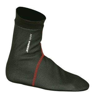 Frank Thomas Black Inner Sock