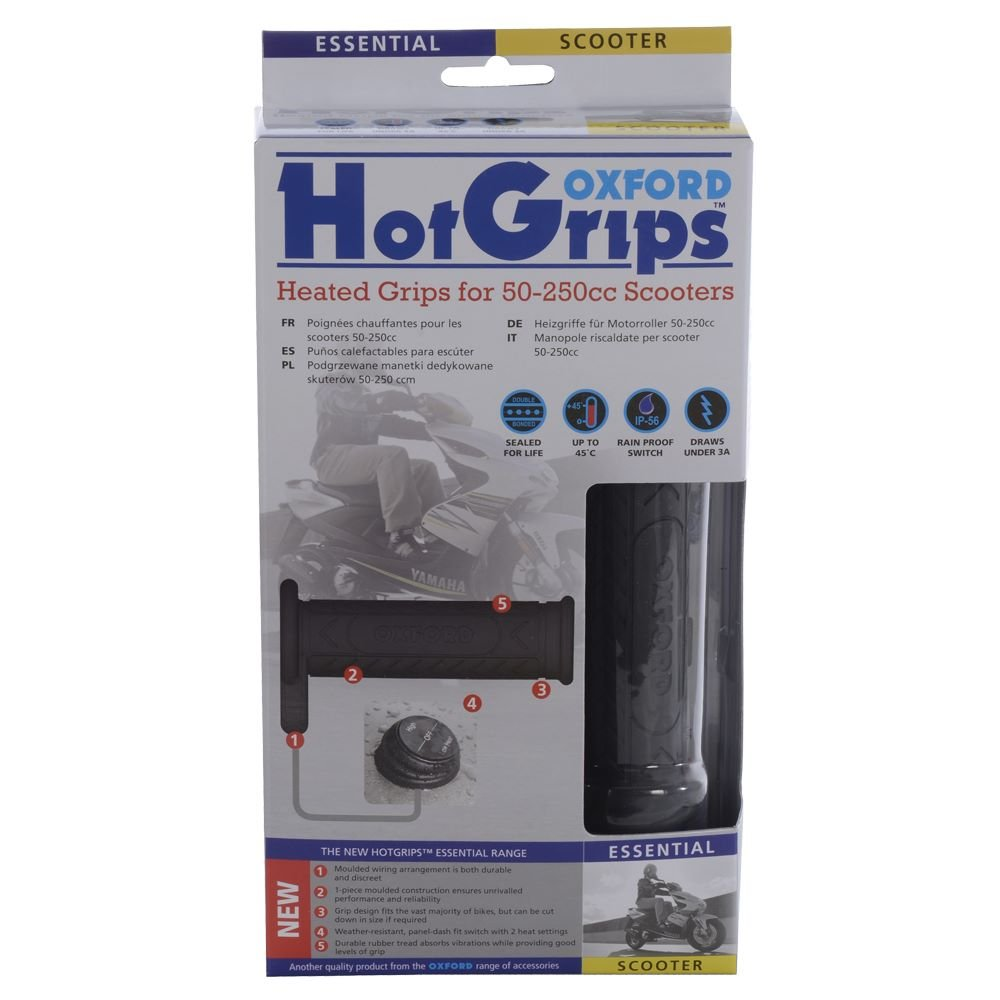 Hotgrips Essentials Scooter Heated Grips