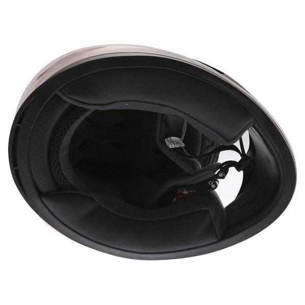 Frank Thomas FT36 Pink Ladies Full Face Motorcycle Helmet Inside
