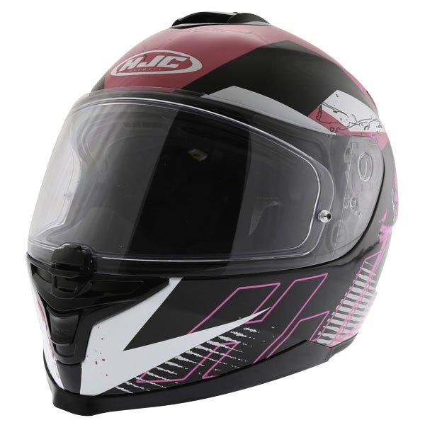 IS-17 Rocket Helmet Pink HJC Ladies