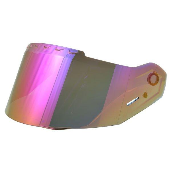 BKS Iridium Motorcycle Helmet Visor