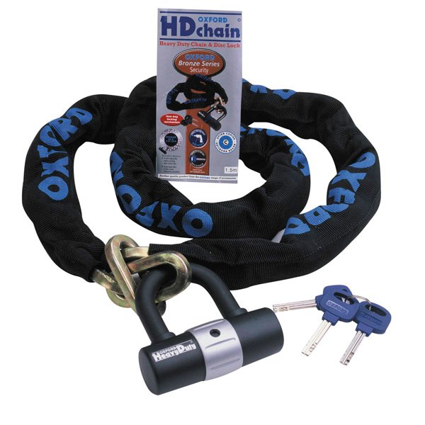 HD Chain Lock 1 mtr Chain And Cable Locks