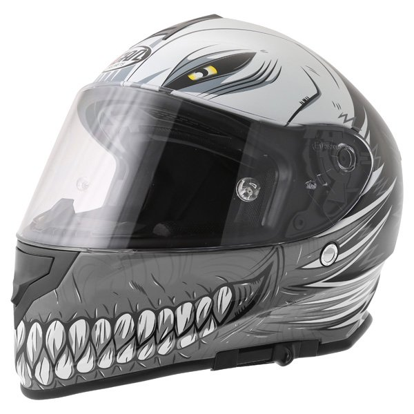 V127 Hollow Helmet Matt Black Vcan Helmets