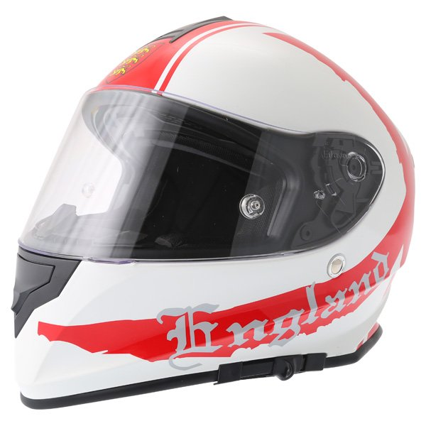 V127 Helmet England Vcan Helmets