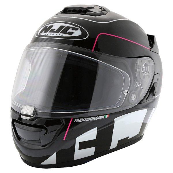 RPHA ST Balmer Helmet Pink HJC Ladies