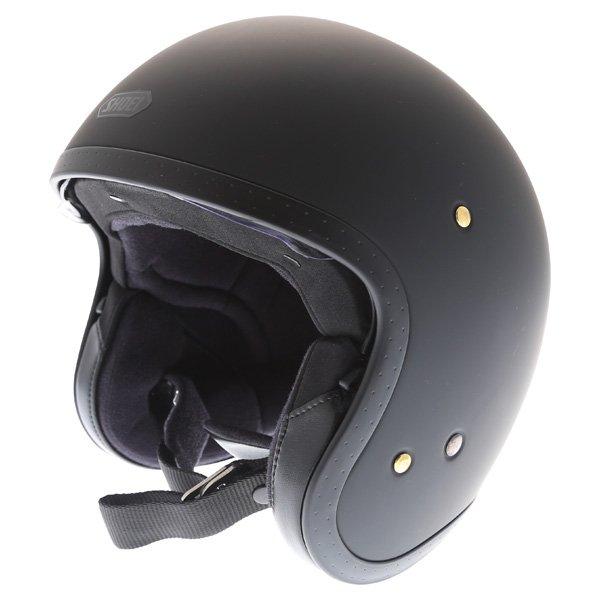 J-O Helmet Matt Black