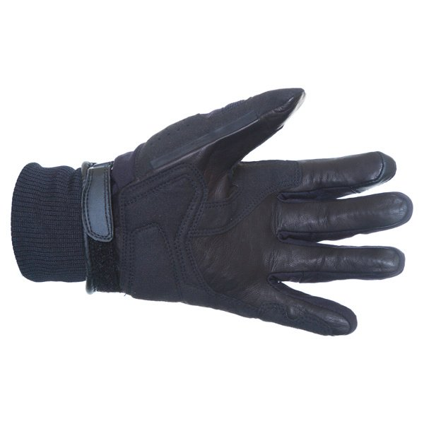 Alpinestars Tucuman GoreTex Black Waterproof Motorcycle Gloves Palm