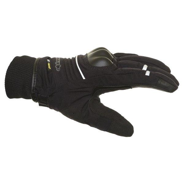 Alpinestars Tucuman GoreTex Black Waterproof Motorcycle Gloves Thumb side