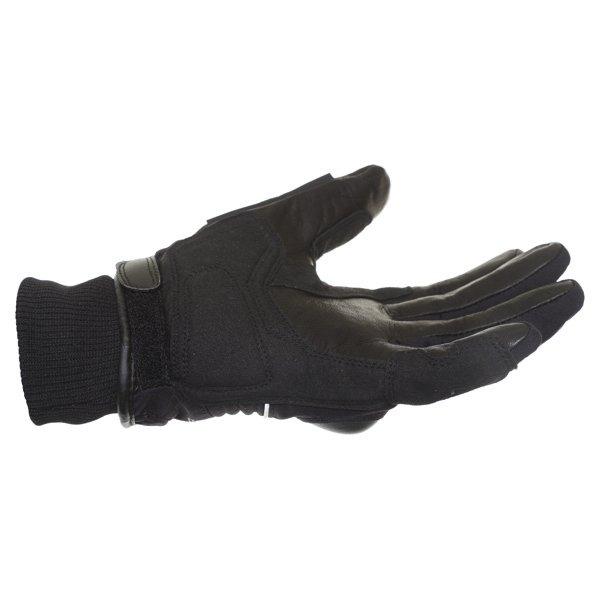 Alpinestars Tucuman GoreTex Black Waterproof Motorcycle Gloves Little finger side