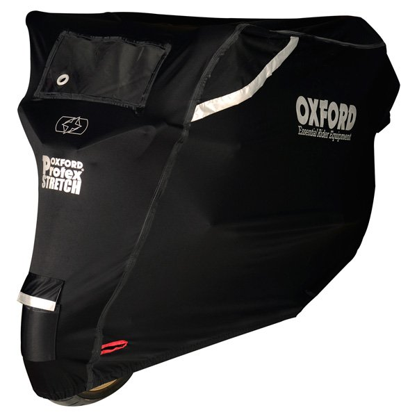 Protex Stretch Outdoor Cover L Black Covers