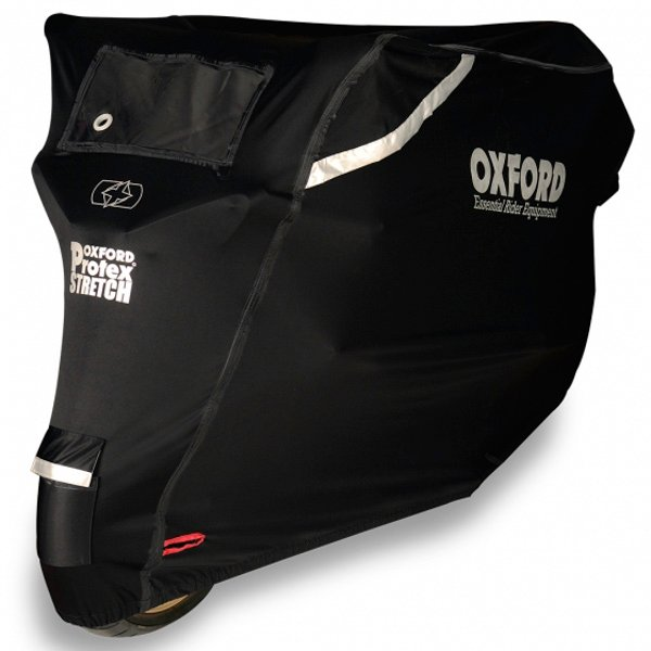 Oxford Products Protex Small Black Stretch Outdoor Cover