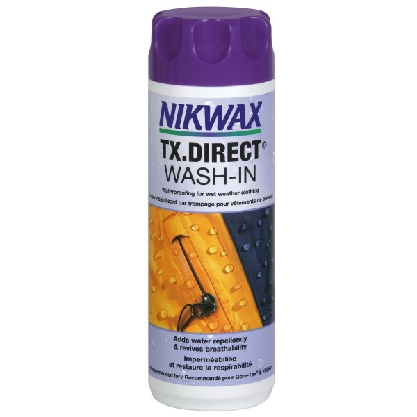 Nikwax Tx Direct Wash-In 300ml Clothing Care Products