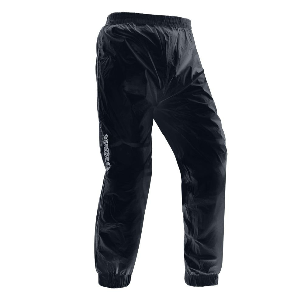 Rainseal Over Trousers Black Oxford Clothing