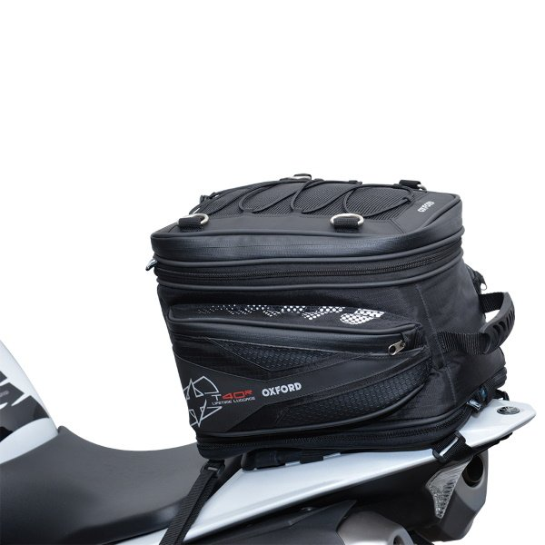 T40R Tailpack Black Tail Packs