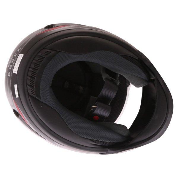Arai Rebel Groove Full Face Motorcycle Helmet Inside