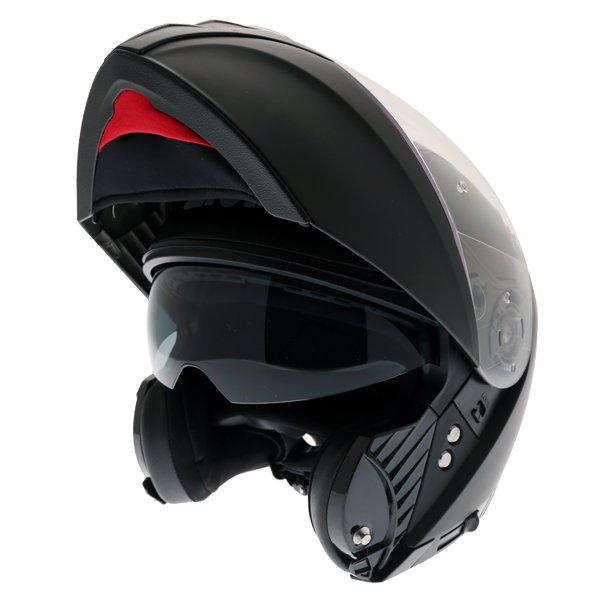 X16 Modular Helmet Matt Black Givi Helmets