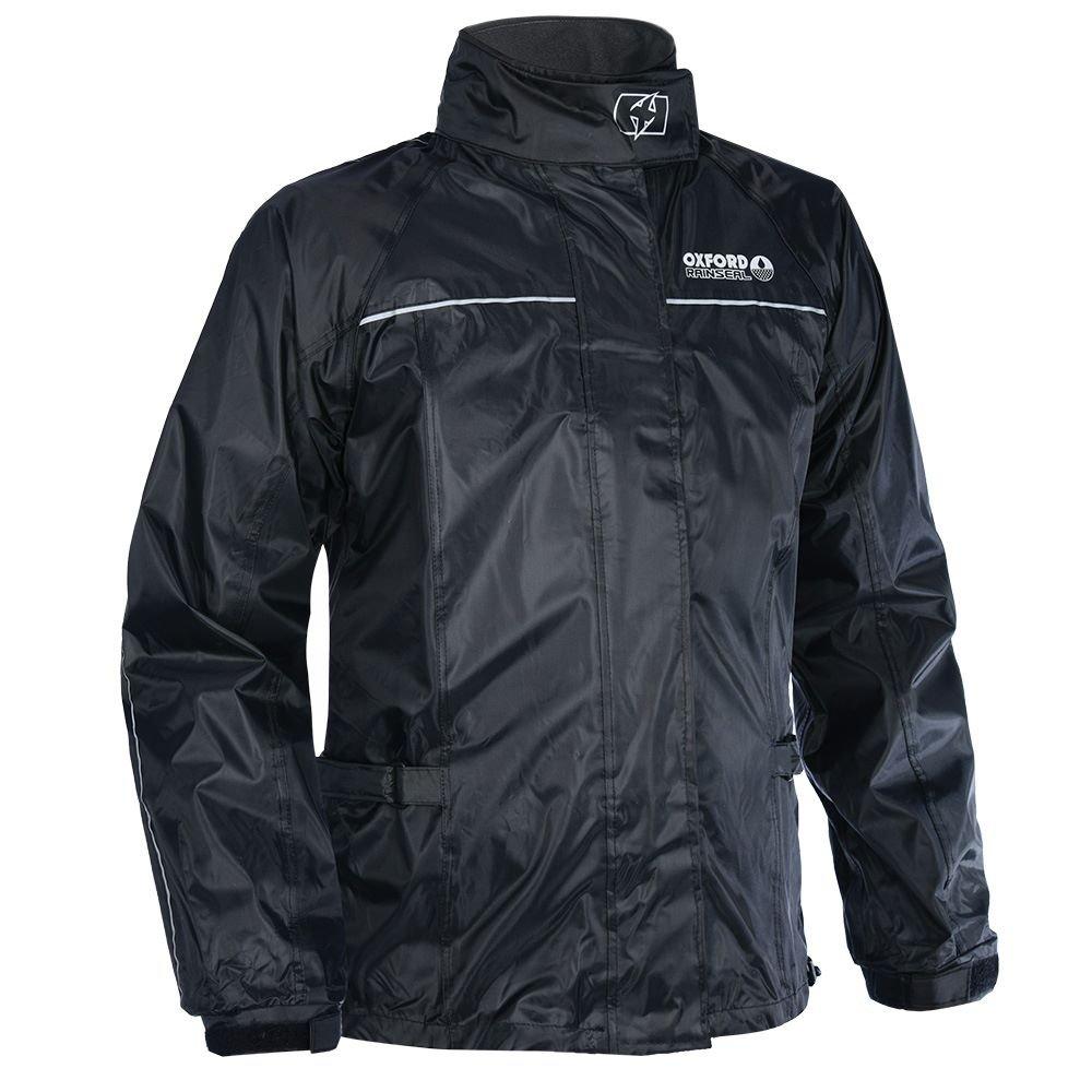 Rainseal Jacket Black Oxford Clothing