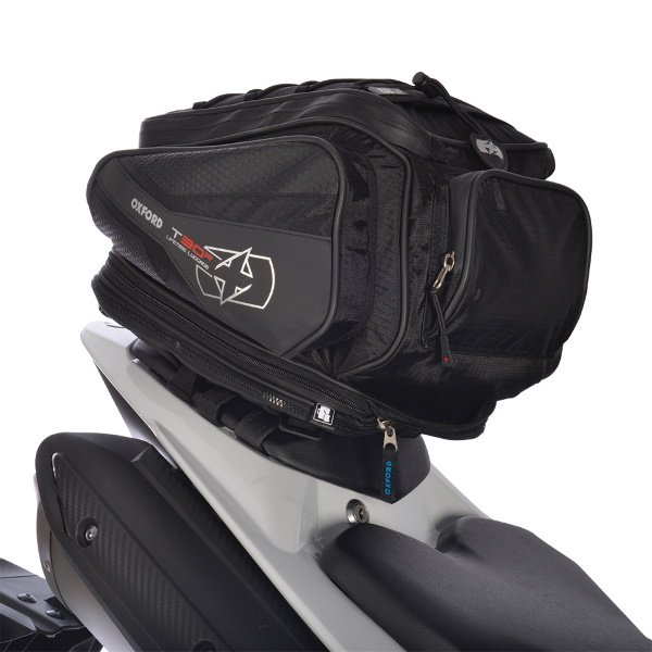 T30R Tailpack Black Tail Packs