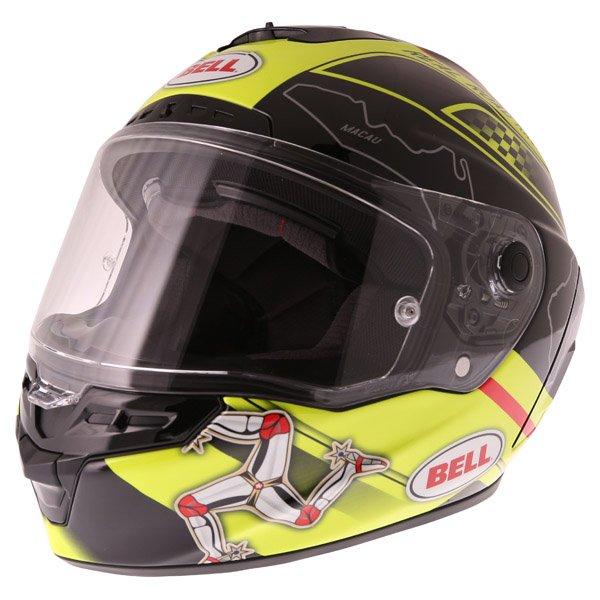Star Helmet IOM Bell Helmets